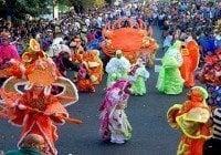 Dedican carnaval SDE al fenecido alcalde Juan de los Santos