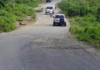 Solicitan al presidente Medina investigar caso carretera