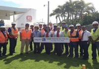 GB Energy Aviation recibió reconocimiento de United Airlines