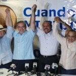 Bloque asume candidatura alcalde José Montás; Otros PLD renuncian