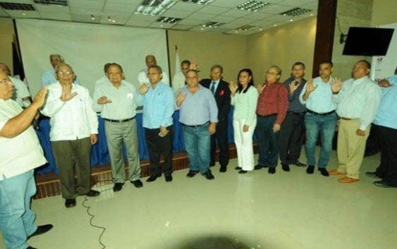 Juan Vargas es electo presidente federación de boxeo
