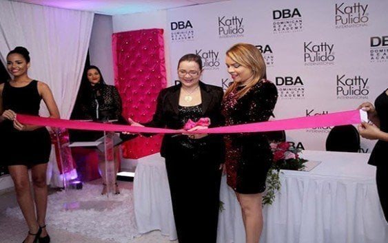Inauguran Dominican Beauty Academy by Karumi Suazo