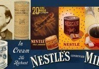 Nestlé festejando 150 años
