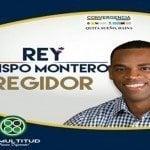 Proclaman a Obispo Montero candidato a regidor