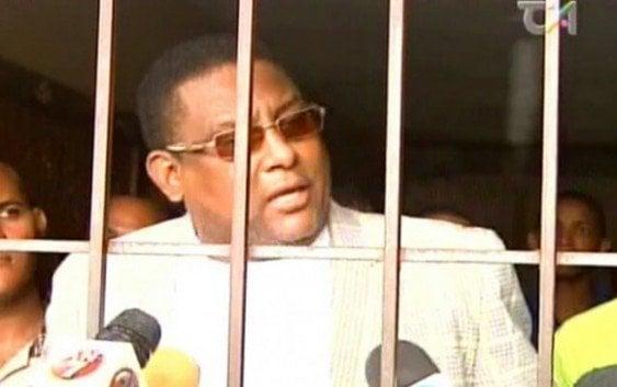 A la cárcel hijo de funcionario dominicano Euclides Gutiérrez Féliz