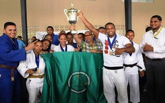 Por segundo año consecutivo Utesa logra medalla de Judo