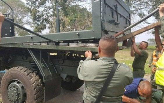 Apresado con 503 kilos de cocaína trabajaba para padres Hugo Chávez