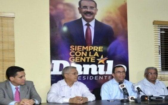 Andrés Navarro coordinador general Circunscripción 1