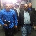 """Blas Peralta """"no usa arma"""", pero tras asesinato tramó con coronel desacerse de pruebas"""