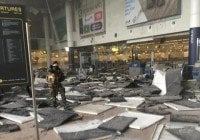 14 muertos y alrededor de 100 heridos en aeropuerto