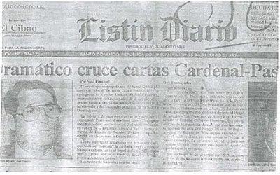 CARTA CARDENAL