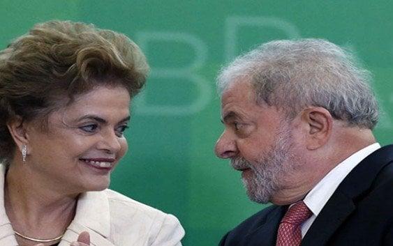 Dilma Rousseff: «Quieren por la fuerza lo que no conquistaron en urnas»; Vídeo