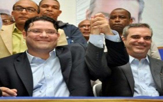 PRM da primer paso hacia la democracia; Abinader realizo tarea titánica