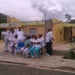 Enfermeras de Polo se unen al paro nacional