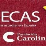 Fundación Carolina abre opción a becas 2016-2017