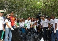 Fundetrop realiza la Parada Verde por el Yaque