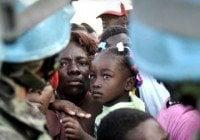 """""""Extremo Insolito"""": Sexo oral por galletitas a niñas de Haití por bestias de ONU"""