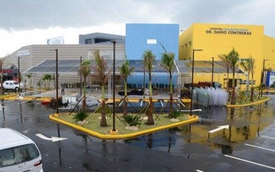Hospital Darío Contreras: De que vale el gasto en estructura