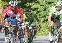 Ismael Sánchez conquista por segunda vez cuarta etapa ciclistica