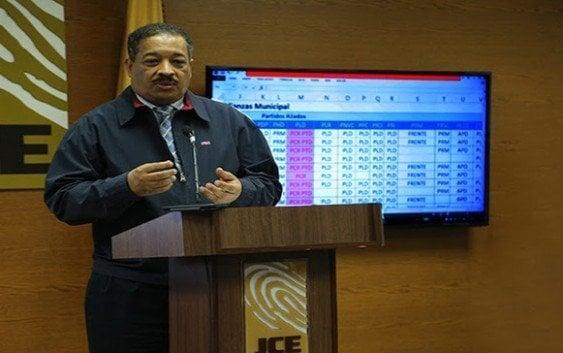 Roberto Rosario, la JCE y los scanner (Décima)