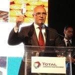 Grupo TOTAL brinda por exito operaciones en RD