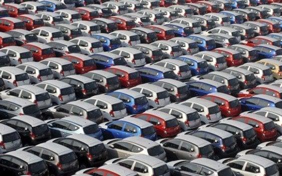 DGII registró 214 mil 302 vehículos nuevos en 2015