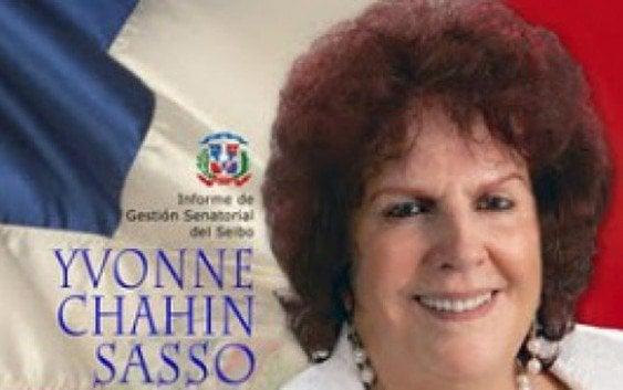 Senadora de El Seibo declina su reelección