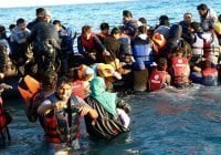Macabro hallazgo: pescadores turcos encuentran en sus redes cuerpo niña siria