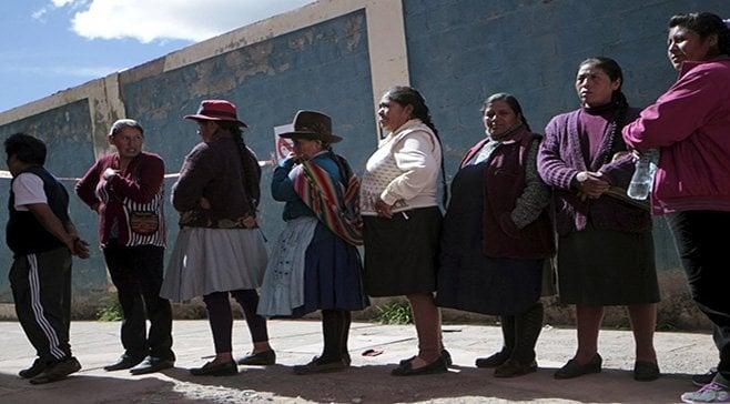 PERU -ELECCIONES