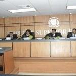 Jueces salientes del TSE se «comían» 10 mil pesos diarios cada uno