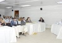 Jueces del TSE imparten talleres contenciosos con miras a elecciones