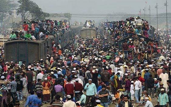 Mas de 100 muertos y 8 mil heridos en elecciones Bangladesh