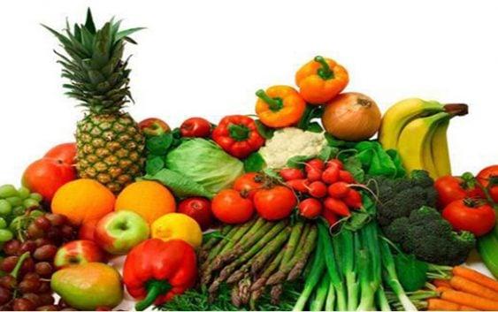 Las 12 frutas y verduras más contaminadas
