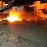 Incendio destruye tres viviendas habitadas por haitianos en Cerro Gordo, Guayubín, Monte Cristi