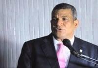Senador Valverde golpea presidente Junta Laguna Salada; Un antecedente
