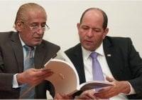 Embajador de Qatar se reúne con Rector del Inesdyc del Mirex