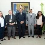 TSE recibe delegaciones Uniore y Capel