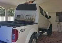 Policía desmantela banda ladrones de vehículos
