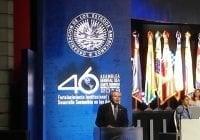 Almagro: Juntemos dichos y hechos y coloquemos la OEA más cerca de la gente