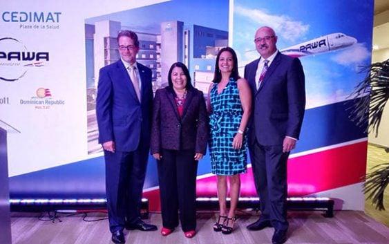 Cedimat, Pawa y Marriott realizan alianza de turismo de salud