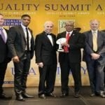 "Cooperativa Vega Real gana premio ""Quality Summit Award"""