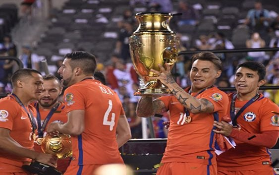 Chile venció Argentina en penales y se coronó campeón «Copa América»