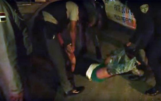 Dos delincuentes caen en enfrentamiento con la policía en SFM; Vídeo