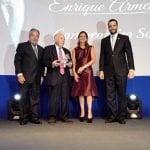 CONEP reconoce Compromiso Social de Enrique Armenteros Rius