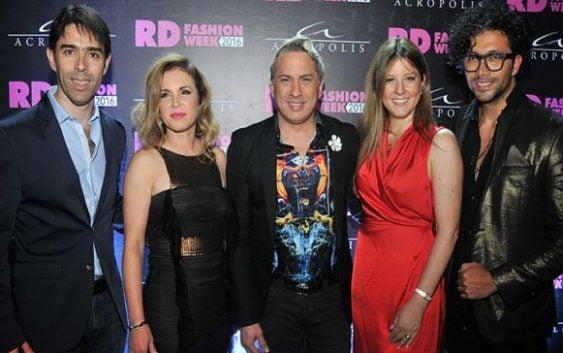 40 diseñadores en RD Fashion Week 2016 en Acrópolis Center