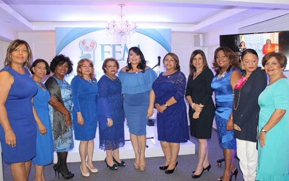 Sulin Lantigua preside Federación de Mujeres Empresarias