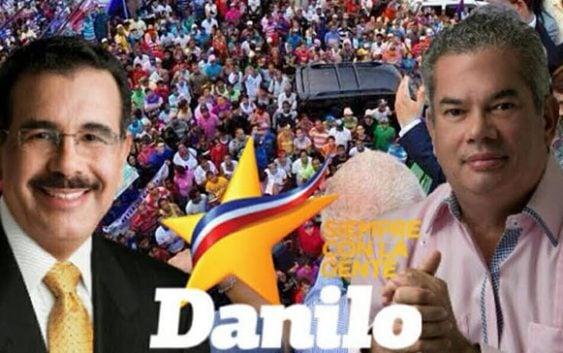 Percepción de Fadul cerca de Danilo; Asaltan madre senador Monte Cristi