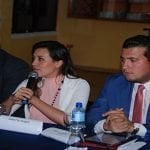 Jóvenes por Guatemala y Liderazgo Emergente realizan conversatorio