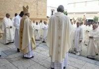 Sacerdotes de la Arquidiócesis de Santo Domingo renuevan votos