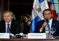 Luis Almagro y Andrés Navarro convocan a conferencia de prensa hoy